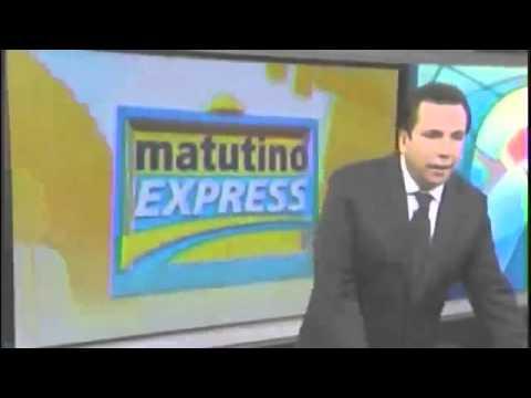 Photo of Así sintieron el sismo en Foro TV, magnitud de 7.5 grados richter
