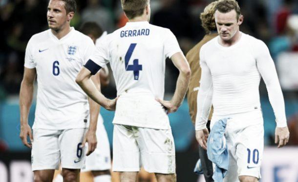 Photo of Inglaterra le dice adiós al mundial de Brasil 2014