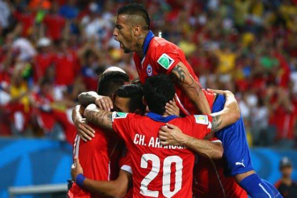 Photo of Ver en vivo Chile vs. Holanda online Mundial Brasil 2014 23 de junio 12.00 horas