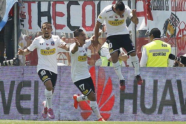 Photo of Colo Colo tumbó a la U. de Chile en el Monumental y se quedó con el Superclásico