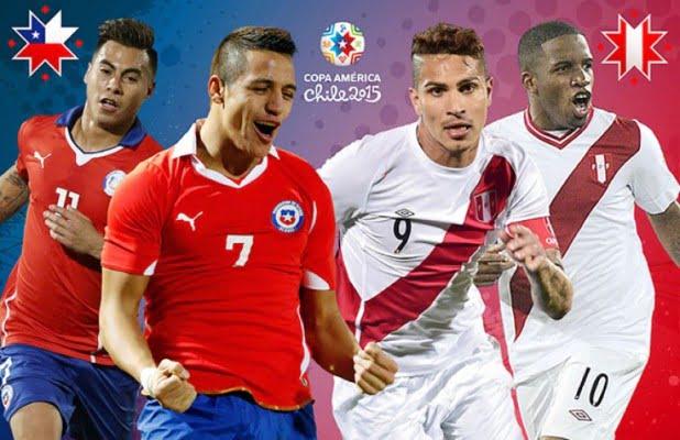 Photo of Chile vs Perú: en vivo online y en directo por semifinales de Copa América 2015
