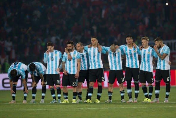Photo of Decime qué se siente: Así fue el relato argentino tras Chile coronarse campeón de la Copa América