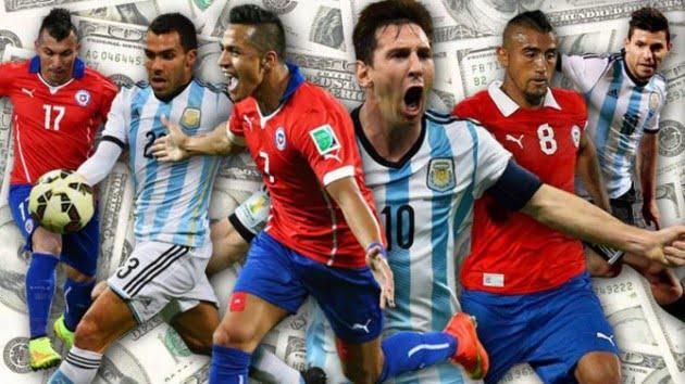 Photo of Copa América: Chile v/s Argentina ¡La Rivalidad Histórica!