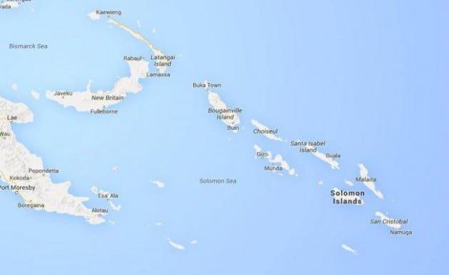 Photo of Alerta de tsunami tras fuerte sismo de 7.5 grados richter en Islas Salomón