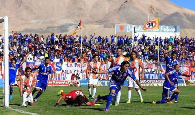 Photo of En vivo y en directo: U. de Chile vs Cobresal