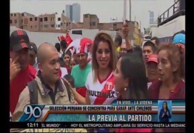 Perú vs