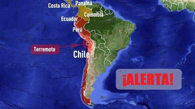 TERREMOTO CHILE tile