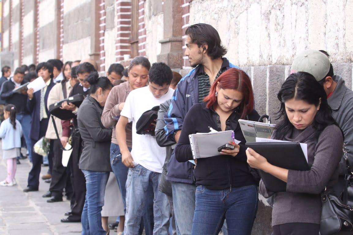 Photo of Tasa de desempleo en el Gran Santiago llego a un nivel disparado de un 9,4%