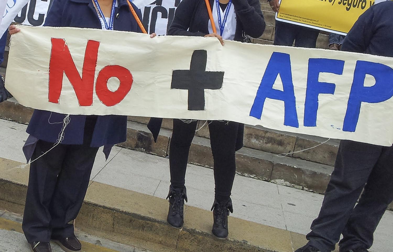 Photo of Organizaciones de «No + AFP» hacen un llamado para la marcha de hoy domingo