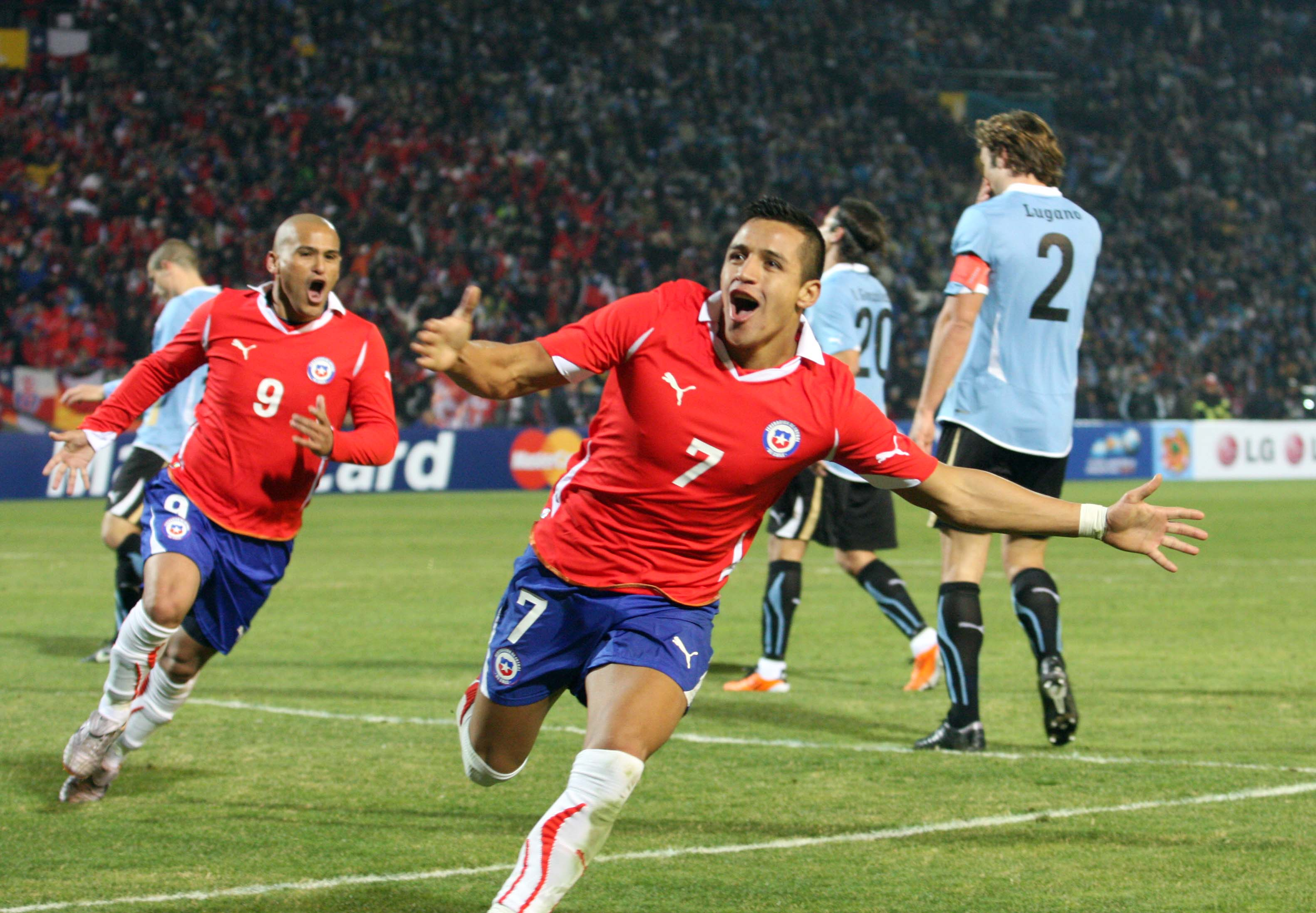 Photo of Chile vs Uruguay en vivo y en directo