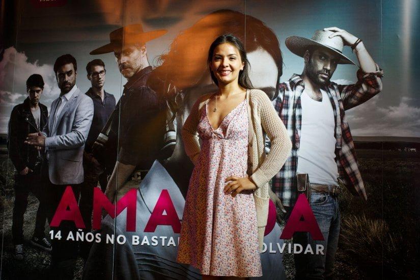 Photo of Las masivas criticas que tuvo el estreno de la teleserie «Amanda» de Mega