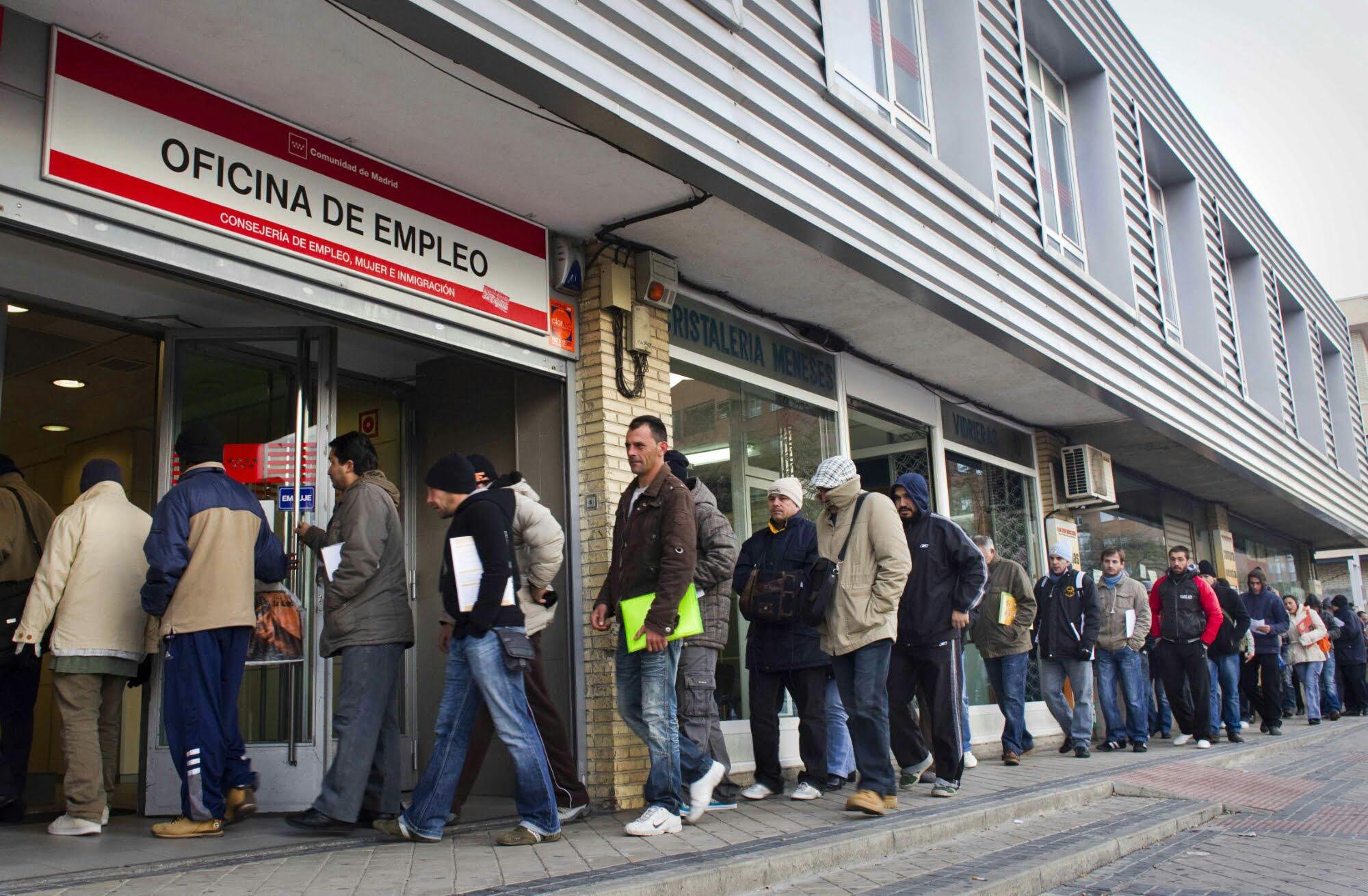 Photo of Tasa de desempleo en trimestre agosto-octubre llega al 6,4%