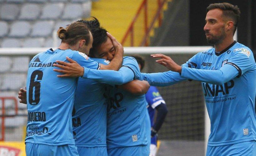 Photo of Pese al esfuerzo: Deportes Iquique cae por goleada ante Católica y se aleja el sueño del título
