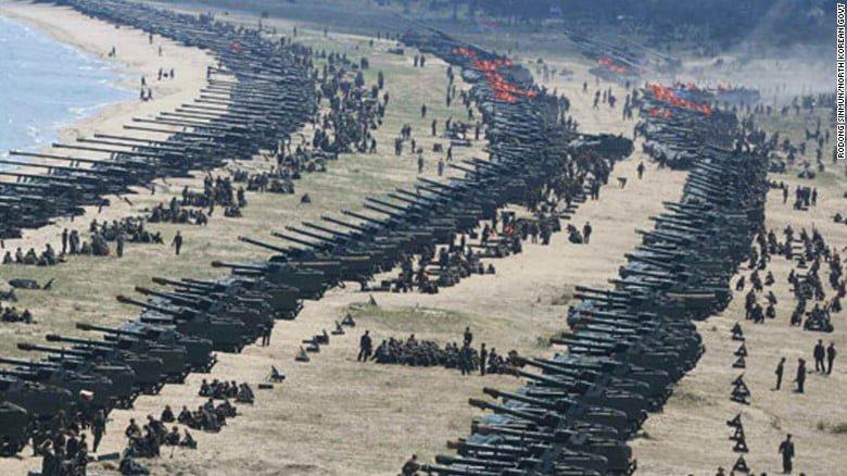 simulacro-corea-del-norte