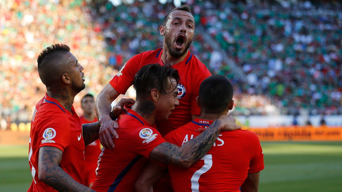 Photo of Chile vs Paraguay: Partido en vivo y en directo por Eliminatorias Rusia 2018