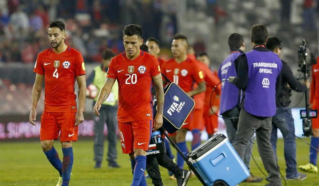 Photo of Rusia 2018: Chile se ahogó en sus propios errores ante Paraguay