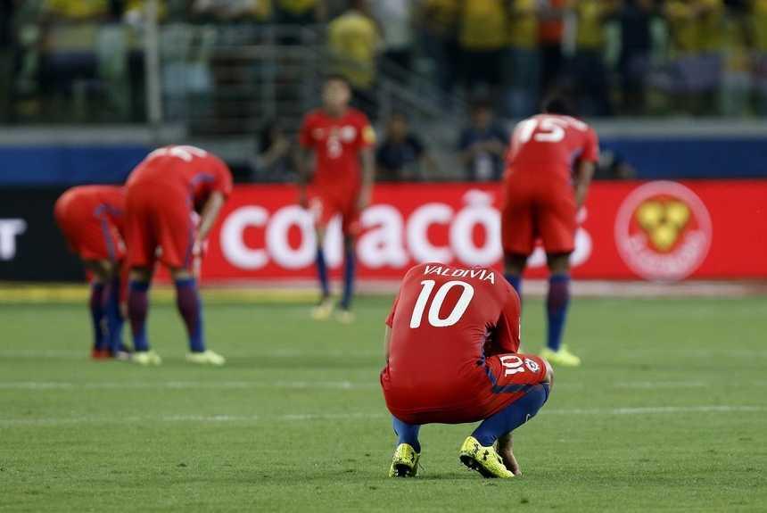 Photo of Chile se quedó sin mundial por falta de jerarquía