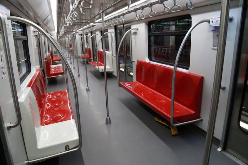 Photo of Mira los nuevos trenes del Metro de Santiago que circularán en las líneas 2 y 5