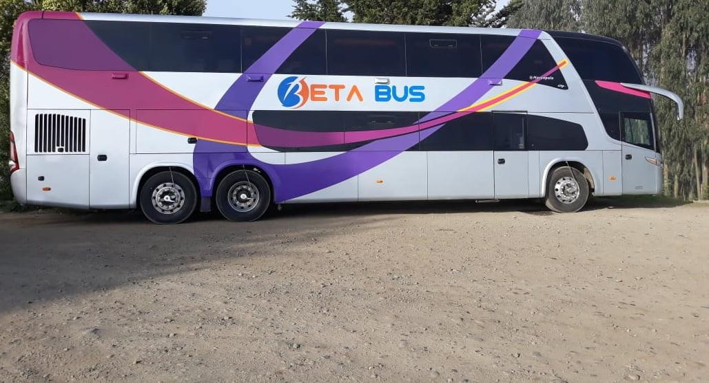 Photo of Beta Bus, la nueva opción de viajar cómodo de Puerto Octay a Santiago