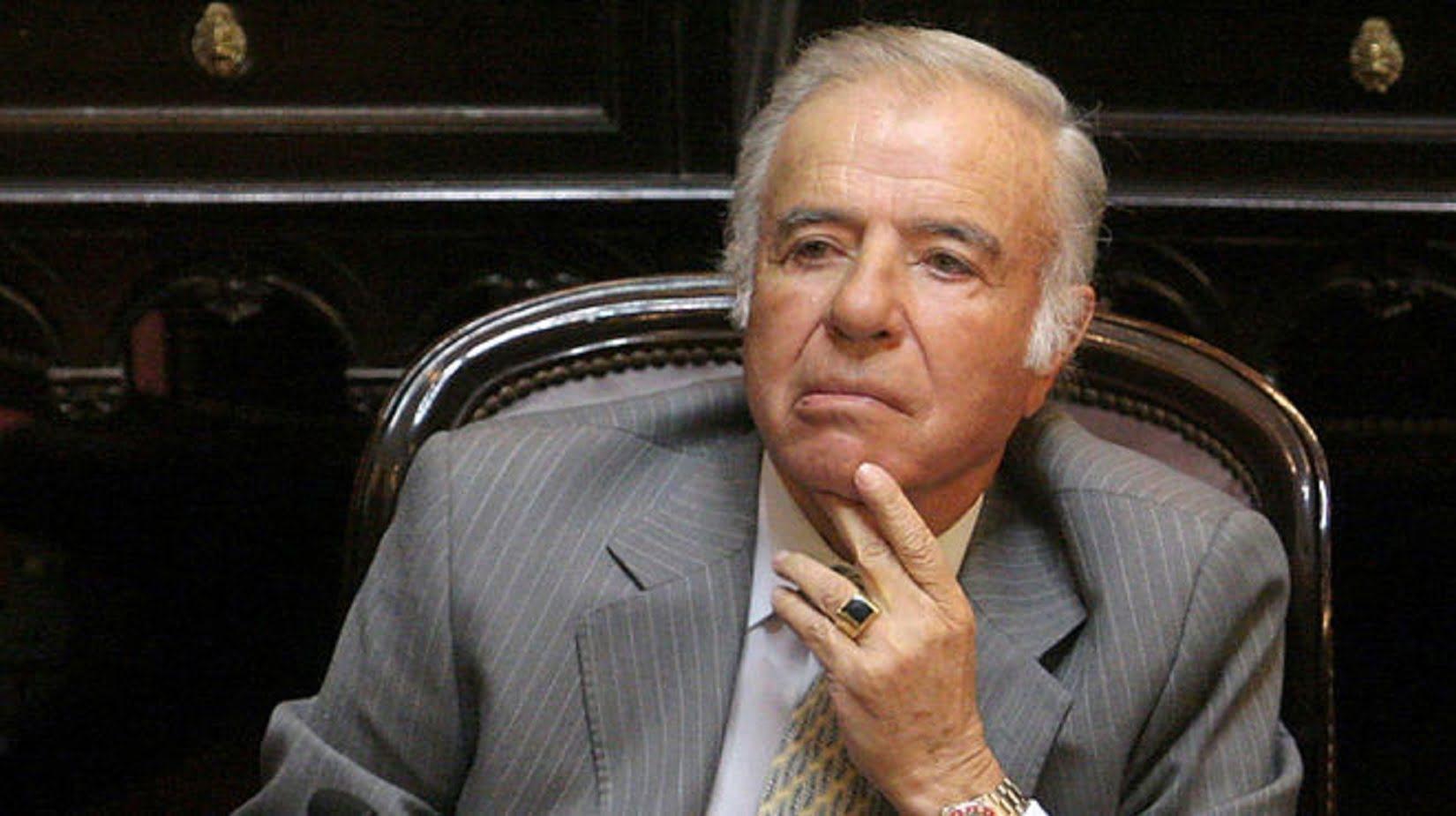 Photo of Carlos Menem fue autorizado para viajar a Chile tras operación de su hijo Máxico Menem en Las Condes