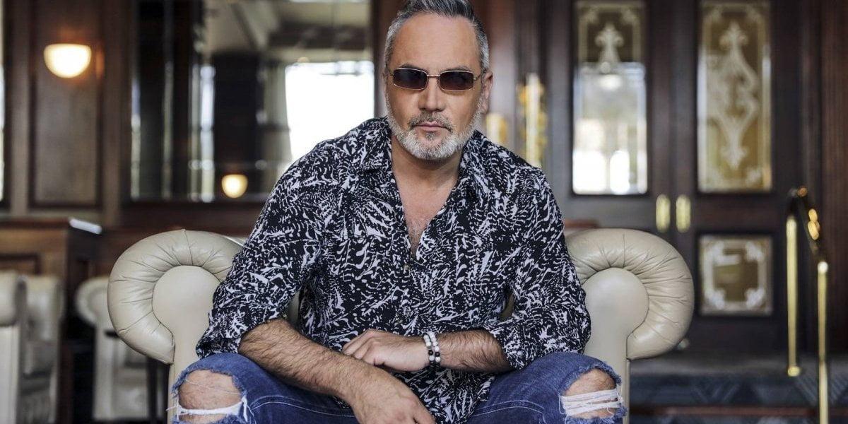 Photo of Luis Jara lanzó su nuevo disco «La última tentación» con estilo urbano