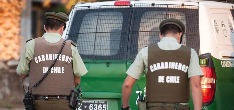 Photo of Violenta detención de carabineros en Buin terminó con tres uniformados desvinculados