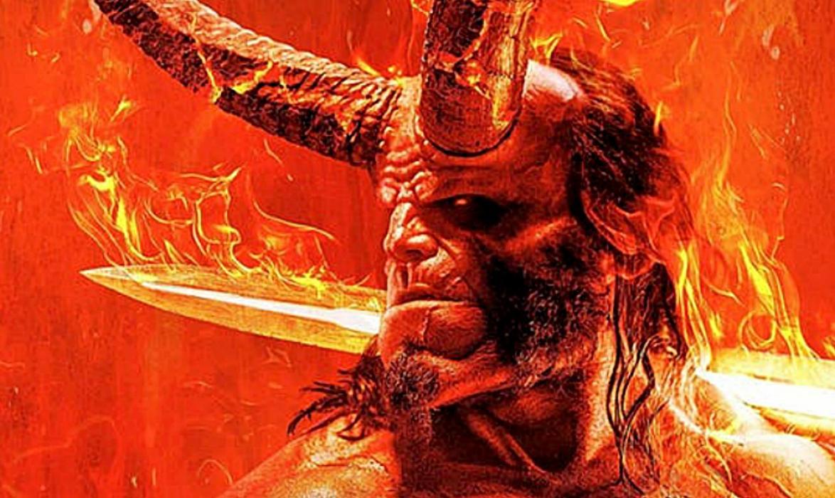 Photo of Lanzan el trailer oficial de la nueva película «Hellboy»
