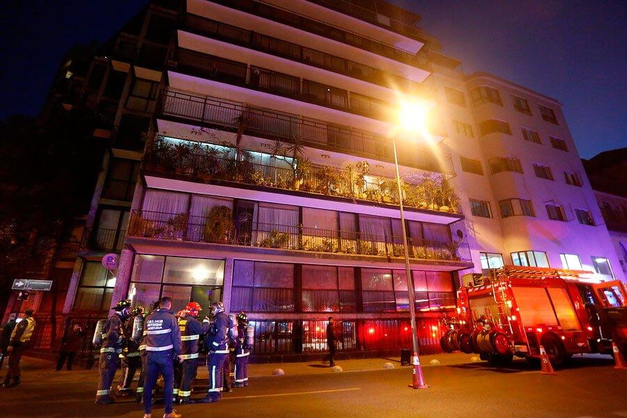 Photo of Seis turistas brasileños fallecieron tras intoxicación por monóxido de carbono en Santiago
