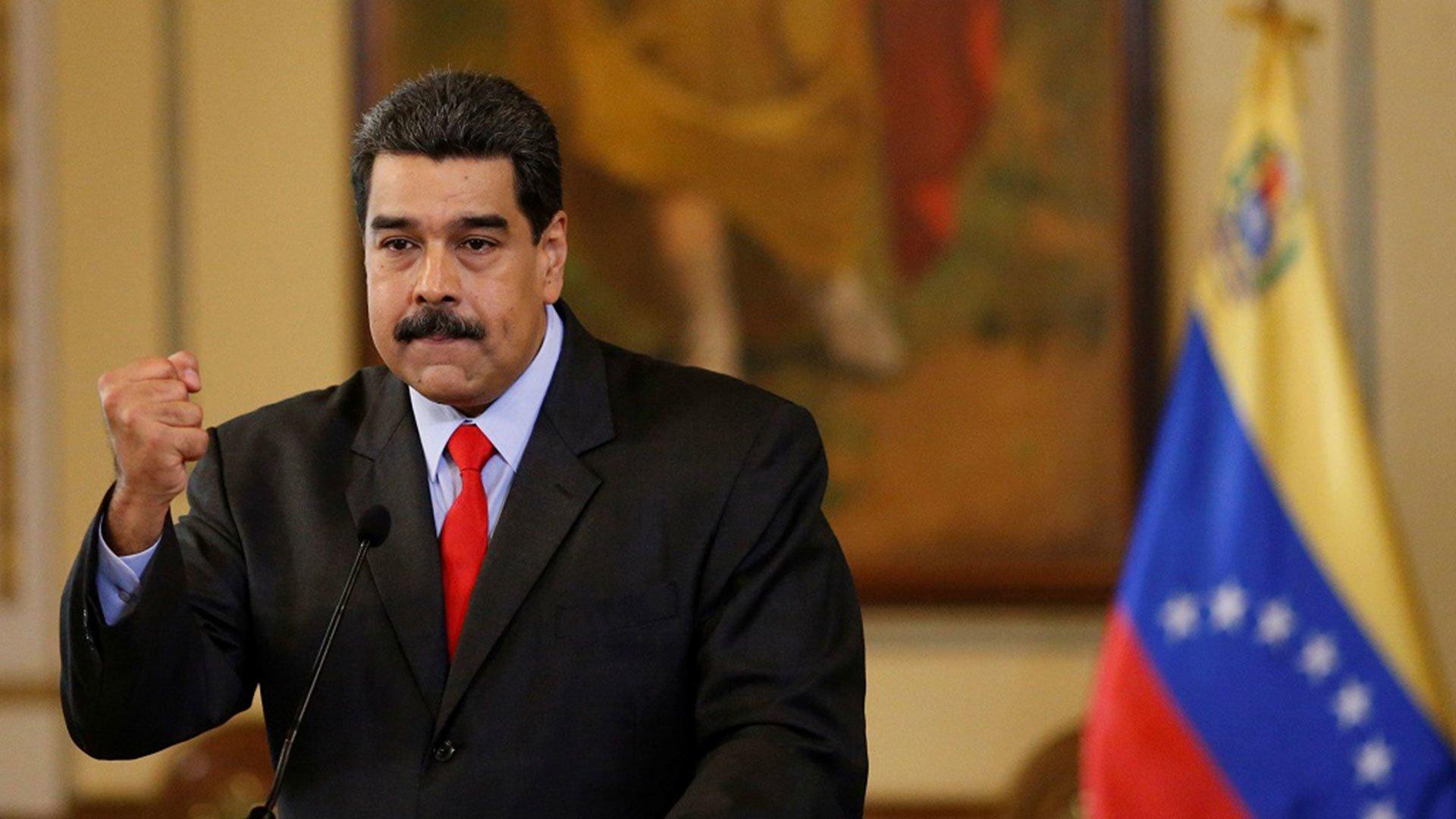 Photo of Nicolás Maduro advierte que se le acabó la paciencia y ademas no habrá diálogo con la oposición venezolana