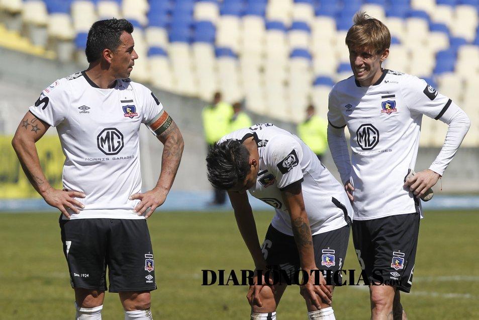 Photo of Decepcionante: Un Colo Colo sin fútbol fue goleado por U. de Concepción en el sur