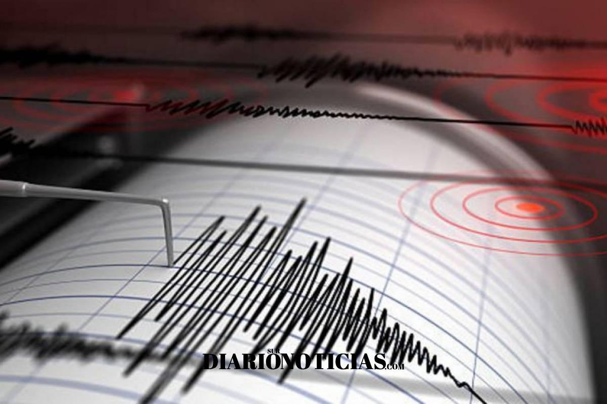Photo of Sismo de mediana intensidad se dejó en la zona central del país