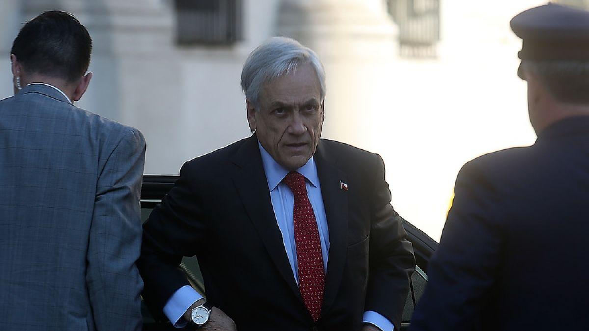 Photo of Sebastián Piñera admite que «no hay tiempos mejores , vivimos tiempos difíciles»