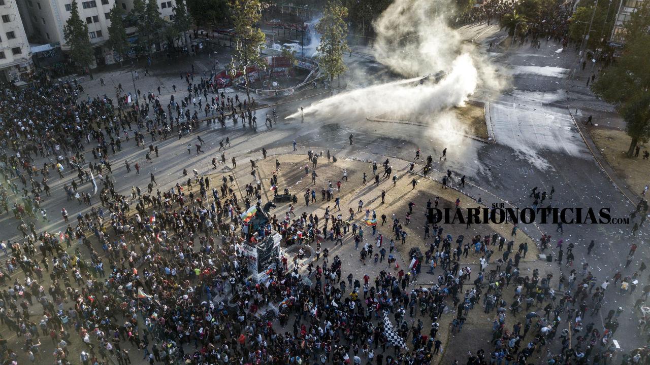 Photo of BBC: El origen de la violencia subterránea que emergió en las manifestaciones en Chile