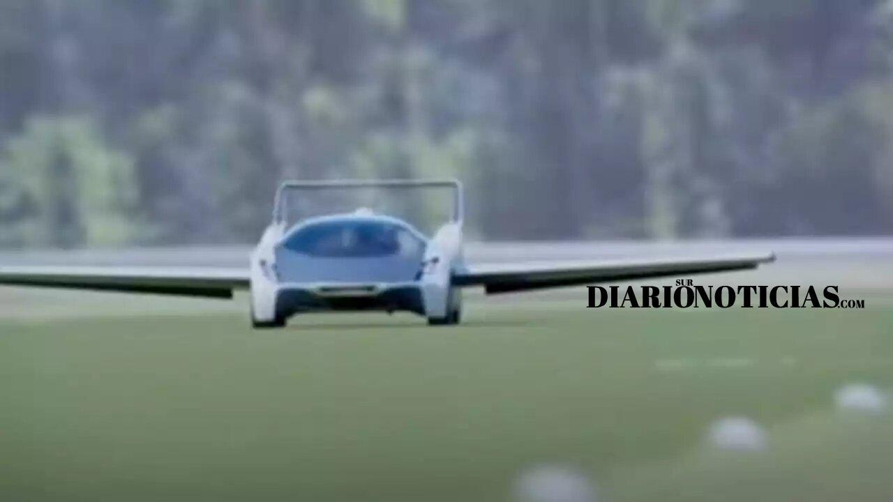 Photo of VIDEO: Lanzan autor volador que permitirá evadir la congestión vehicular