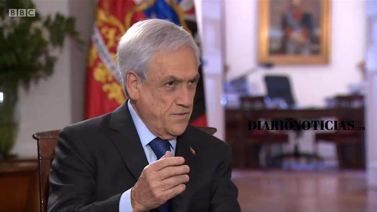 """Photo of Sebastián Piñera descartó renunciar """"Voy a llegar al fin de mi gobierno"""""""