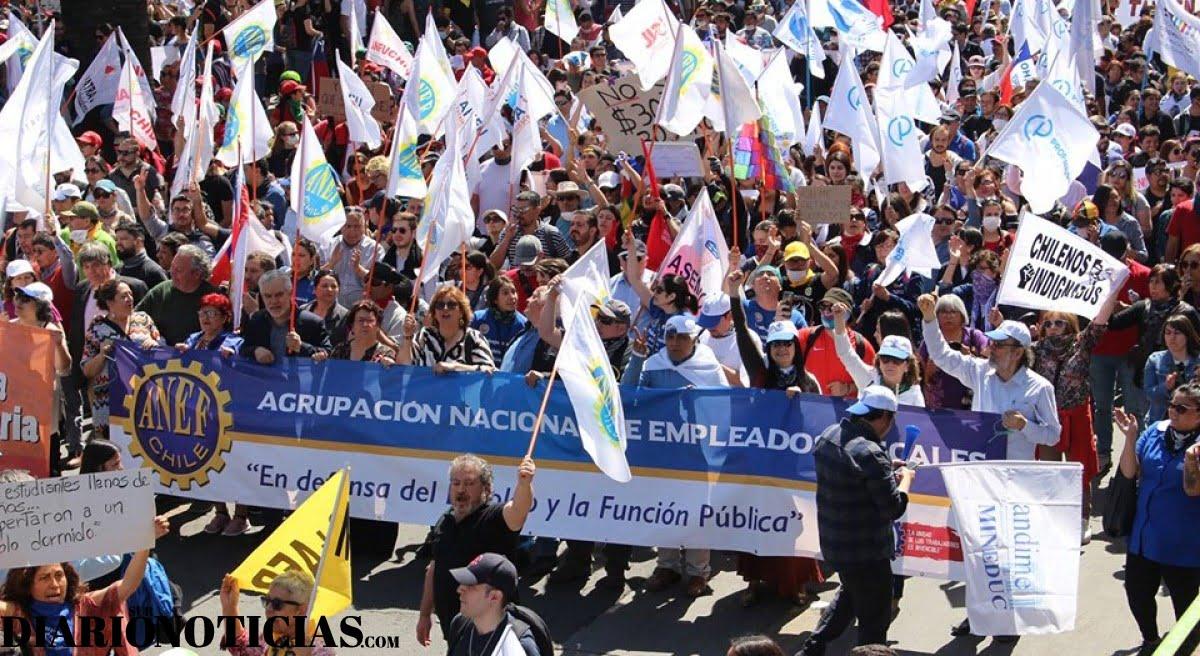 Photo of Continuará paro nacional del sector público hasta este viernes 22 de noviembre