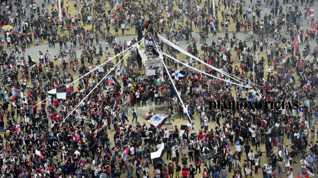 Photo of EN VIVO: Incidentes se registran en distintos puntos de Santiago