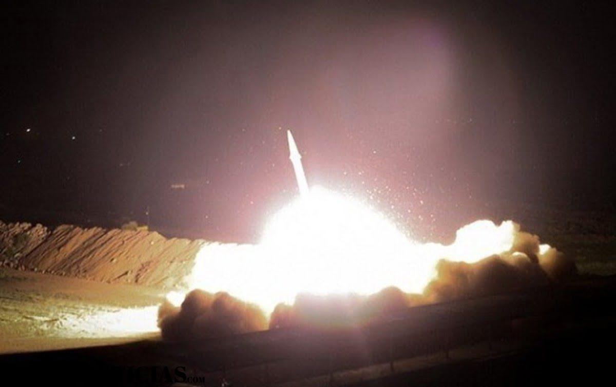 Photo of VIDEO: Irán ataca con misiles dos bases de Estados Unidos en Irak
