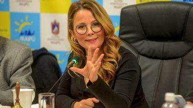 """Photo of Cathy Barriga y su respuesta a Mañalich: """"Que me denuncie a la justicia"""""""