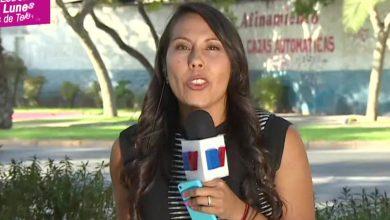 Photo of Periodista causó repudio en redes sociales tras interrumpir conversación con adulta mayor en vivo