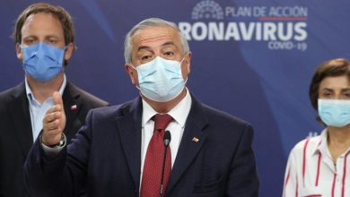 """Photo of Ministro Jaime Mañalich pide volver a una """"nueva normalidad"""" pese a que los casos superaron los 4500 contagiados"""