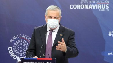 Photo of Ministro Mañalich anunció cuarentena total para el Gran Santiago