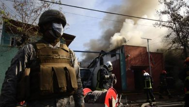 Photo of Más de 120 personas damnificadas dejó incendio en cité de Estación Central