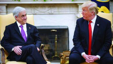 Photo of Donald Trump le ofreció ayuda a Piñera para combatir la pandemia del coronavirus