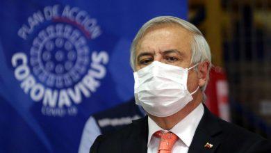 Photo of Ministro Mañalich indicó que los exámenes PCR comenzarán a tomarse a través de la saliva