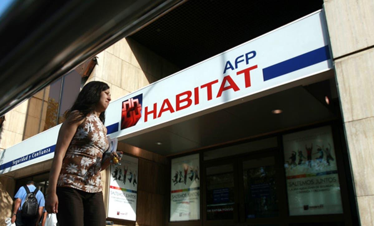 """AFP Habitat tilda como """"error histórico"""" el proyecto que busca retirar el 10% de los fondos"""