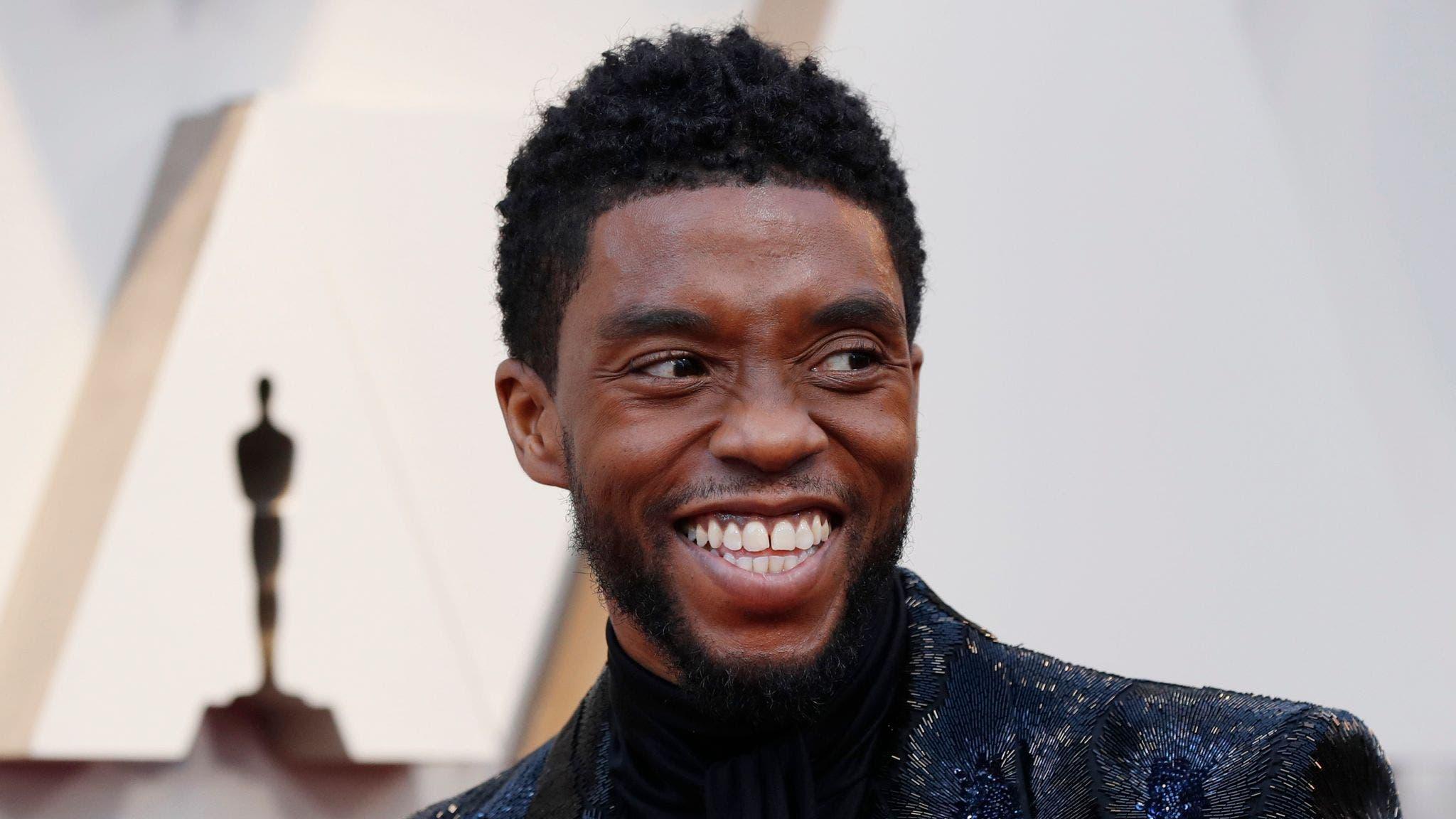 "Photo of Muere Chadwick Boseman de cáncer, el protagonista de ""Black Panther"""