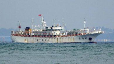 Photo of Armada entra en alerta por gran flota pesquera china que viene a Chile