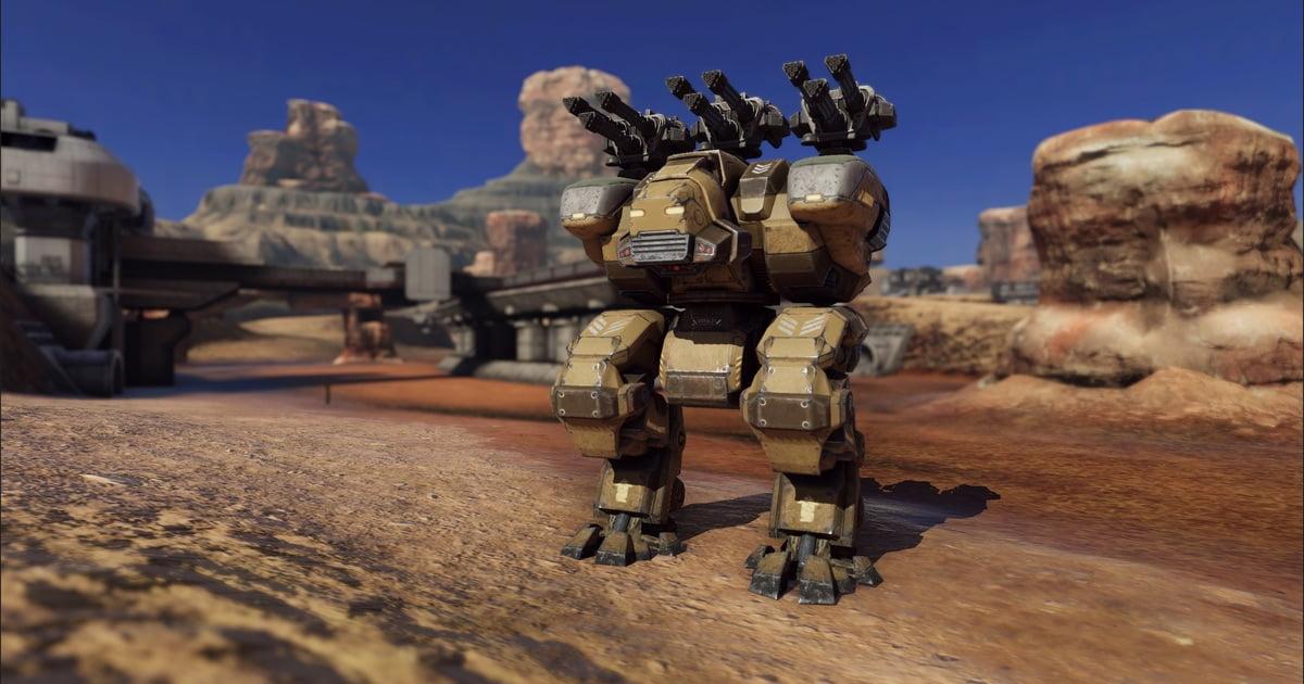 Photo of War Robots Remastered ya tiene todo listo para lanzar su primera beta en Octubre