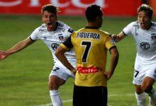 Photo of Luciano Arriagada fue el héroe de Colo Colo en el sufrido empate ante Coquimbo Unido